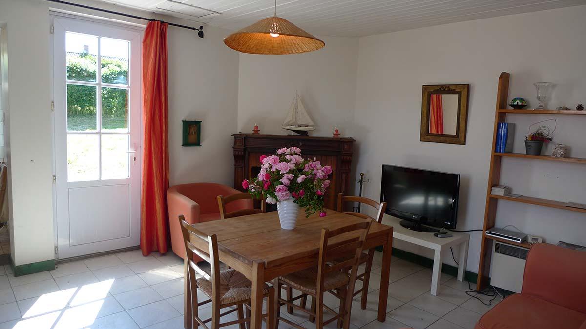 séjour lilas Gîte en Vendée