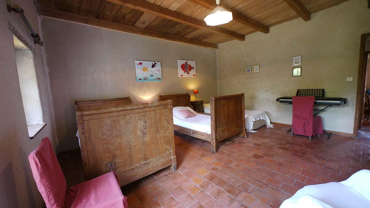 Location gite Garnaud6 chambre