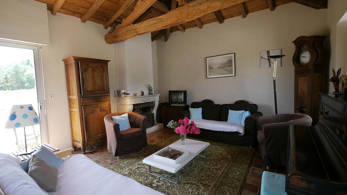 séjour Location gite Garnaud8