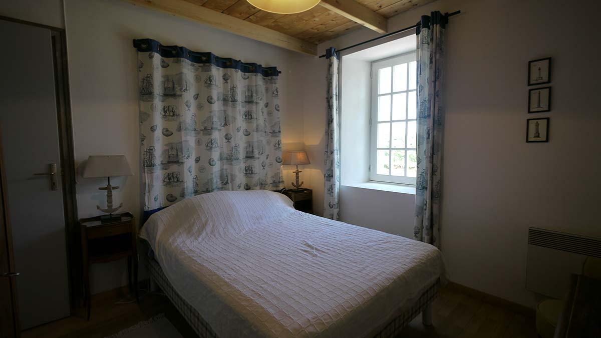 chambre 2 Location gite Garnaud8