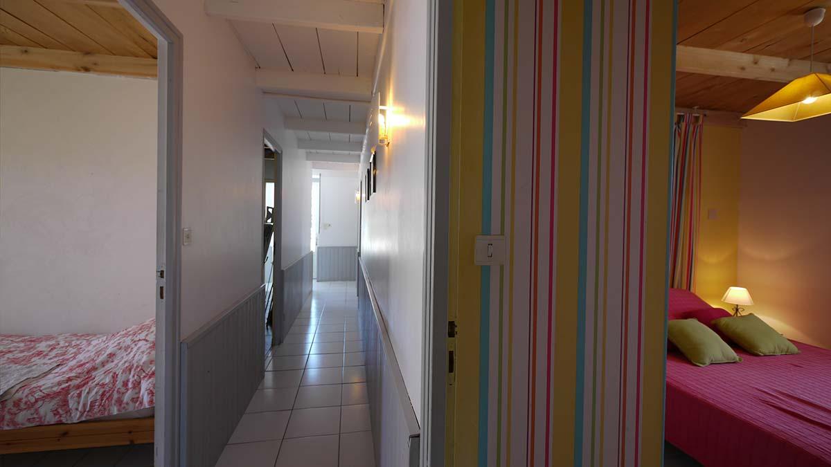 couloir Location gite Garnaud8