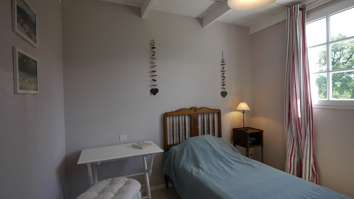 Location gite Garnaud8 chambre