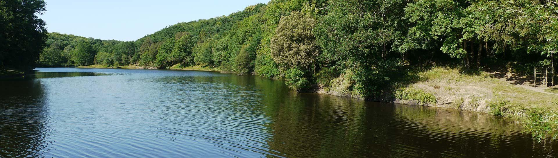 gites Vendée Garnaud lac de Finfarine
