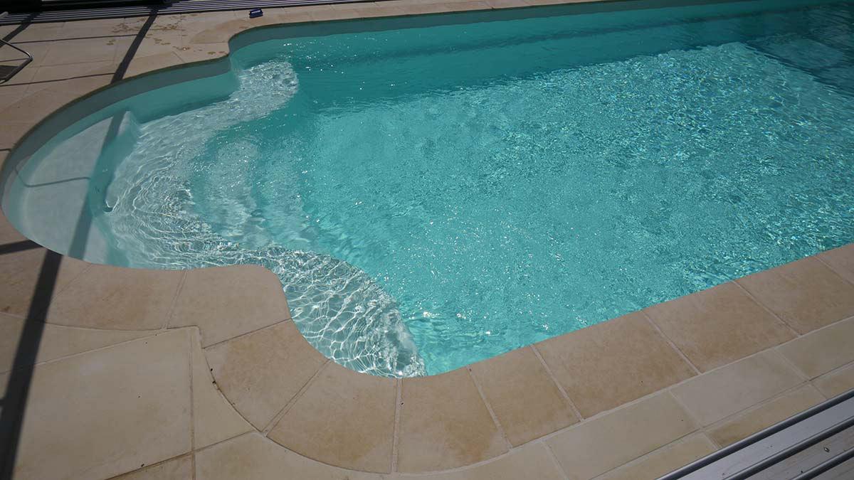 piscine du gite en vendée